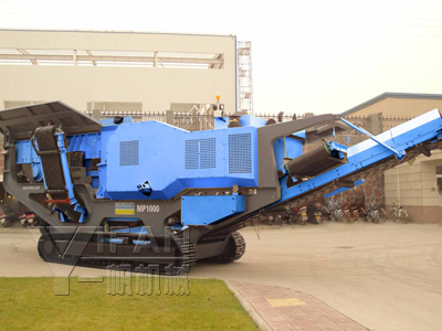Crawler Jaw Crusher